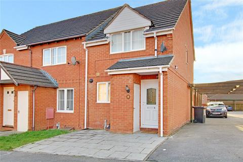 2 bedroom end of terrace house for sale - Greensand Close, Ashbrake, Swindon, SN25