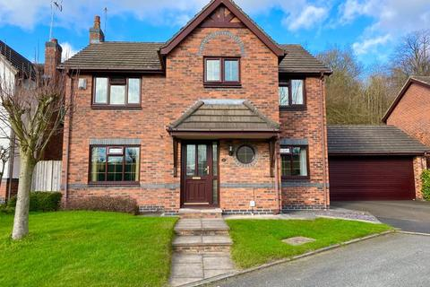 4 bedroom detached house for sale - Ennerdale Drive, Congleton