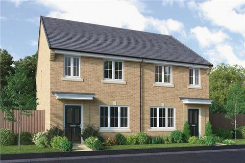3 bedroom semi-detached house for sale - Plot 168, The Overton at Portland Wynd Ph2, Off Laverock Hall Road NE24