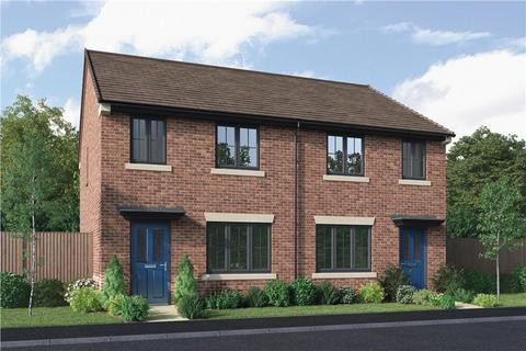3 bedroom semi-detached house for sale - Plot 65, The Overton at Roman Fields, Cow Lane NE45