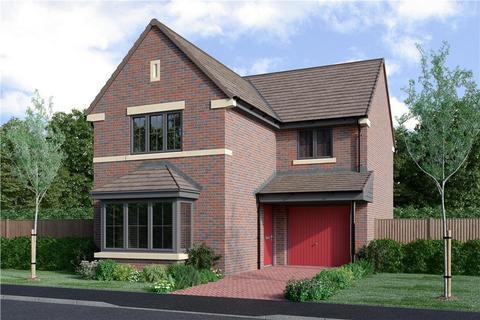 3 bedroom detached house for sale - Plot 47, The Malory Alternative at Roman Fields, Cow Lane NE45