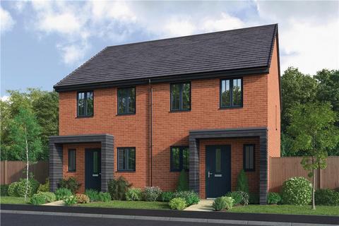 Miller Homes - Kedleston Grange - Plot 250, MAIDSTONE at Barratt Homes @Mickleover, Kensey Road, Mickleover, DERBY DE3