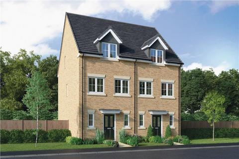 3 bedroom semi-detached house for sale - Plot 35, The Halton at Longridge Farm, Choppington Road NE22