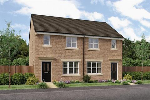 Miller Homes - Longridge Farm - Plot 682, The Carleton at Crofton Grange, Haggerston Road NE24