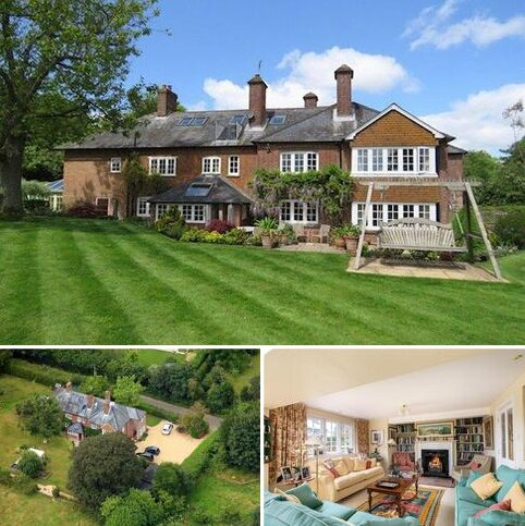 5 bedroom character property for sale - Damerham, Fordingbridge, Hampshire, SP6