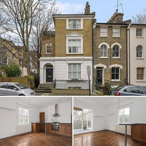 1 bedroom flat for sale - Harecourt Road, London, N1