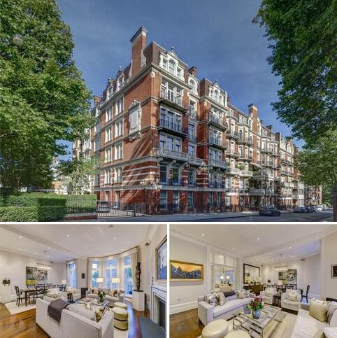 3 bedroom flat for sale - Campden Hill Court, Campden Hill Road, London, W8