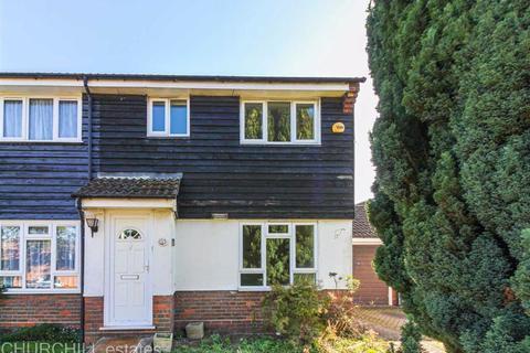 3 bedroom end of terrace house for sale - Elmslie Close, Woodford Green