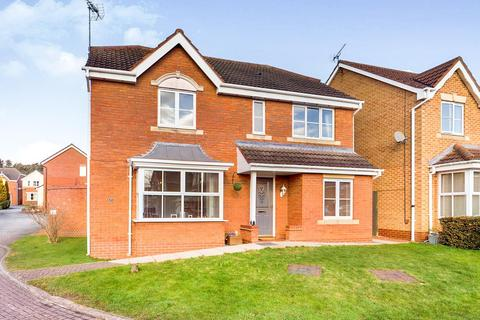 4 bedroom detached house for sale - Lapwing Road, Driffield