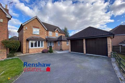 4 bedroom detached house for sale - Rayneham Road, Shipley View, Derbyshire