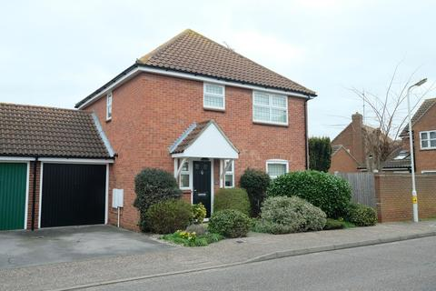 4 bedroom link detached house for sale - Hopkins Mead, Chelmer Village, Chelmsford, CM2
