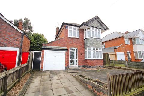 3 bedroom detached house for sale - Hilders Road, Leicester