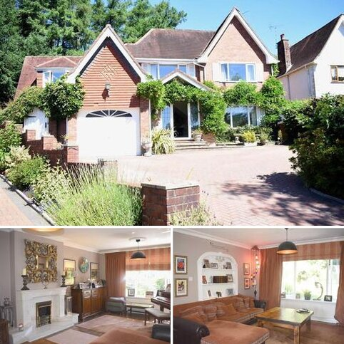 4 bedroom detached house for sale - Willowbrook Gardens, Mayals, Swansea