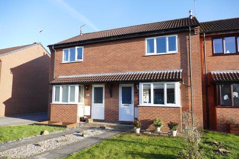 2 bedroom terraced house for sale - Wicstun Way, Market Weighton