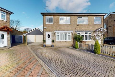 3 bedroom semi-detached house for sale - Northgate Vale, Market Weighton