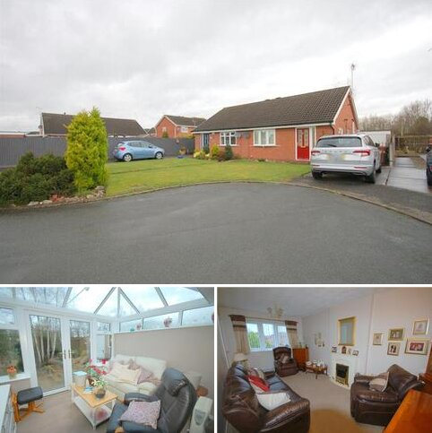 2 bedroom semi-detached bungalow for sale - Hayling Close, Crewe