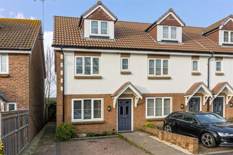 3 bedroom end of terrace house for sale - Mulberry Gardens, Goring-By-Sea, Worthing