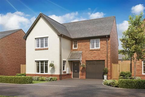 4 bedroom detached house for sale - The Coltham - Plot 50 at Kings Moat Garden Village, Wrexham Road CH4