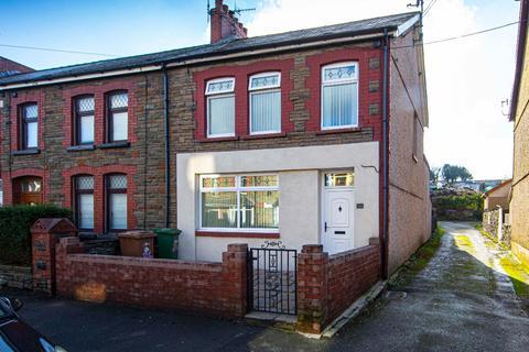 3 bedroom semi-detached house for sale - Shingrig Road, Nelson, Treharris