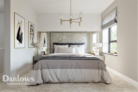 2 bedroom semi-detached house for sale - St Tydfil's Grove, Merthyr Tydfil