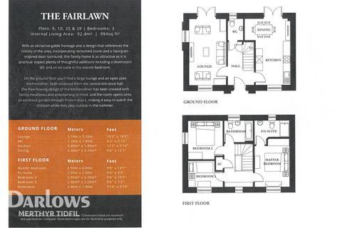 3 bedroom detached house for sale - St. Tydfil's Grove, Merthyr Tydfil