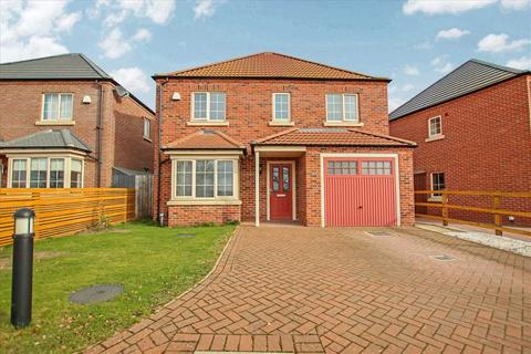 4 bedroom detached house for sale - Mendip Avenue, North Hykeham, North Hykeham