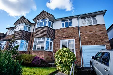 4 bedroom semi-detached house for sale - Woodview Road, Woolton, Liverpool, L25