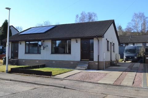 2 bedroom semi-detached bungalow for sale - Braeface Park, Alness