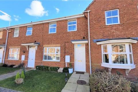 3 bedroom terraced house for sale - Banquo Approach, Heathcote, Warwick