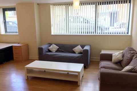 Studio to rent - Abacus, 1 Warwick st, Birmingham