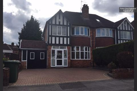 3 bedroom semi-detached house to rent - Moreton Road, Shirley, Solihull, B90