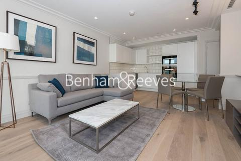 1 bedroom apartment to rent - Queens Wharf, Hammersmith, W6