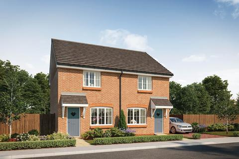 2 bedroom semi-detached house for sale - Plot 26, The Joiner at Harvard Place, Station Road, Earls Colne CO6