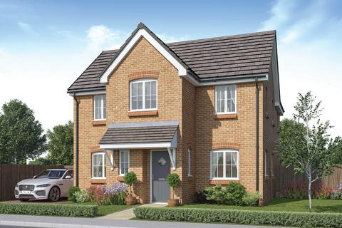 4 bedroom detached house for sale - Plot 10, The Silversmith at Harvard Place, Station Road, Earls Colne CO6