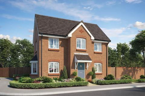 3 bedroom detached house for sale - Plot 18, The Thespian at Harvard Place, Station Road, Earls Colne CO6
