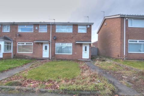 3 bedroom terraced house for sale - Knightside Walk, Chapel Park, Newcastle upon Tyne, NE5 1TN