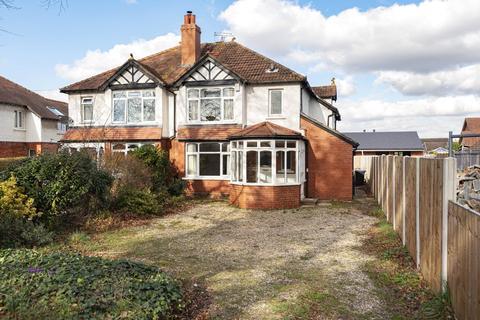 4 bedroom semi-detached house for sale - Doddington Road, Lincoln, LN6