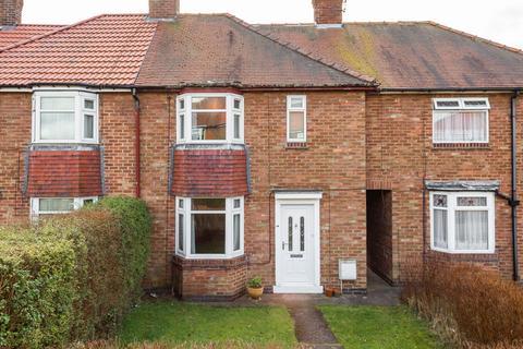 2 bedroom terraced house for sale - Westfield Place, York, YO24