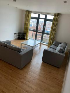 2 bedroom duplex to rent - 2 fox street, leicester LE1
