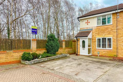2 bedroom end of terrace house for sale - Blossom Grove, Hull, HU8