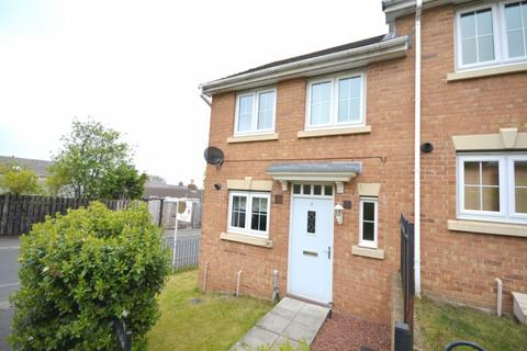 2 bedroom end of terrace house for sale - Beechwood Close, Sacriston, Durham, Dh7