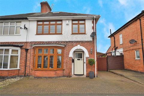 3 bedroom semi-detached house for sale - Windsor Avenue, Glen Parva, Leicester, LE2 9TQ