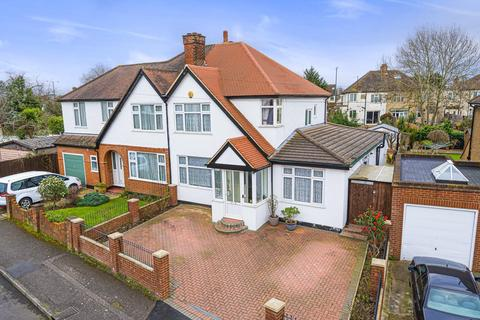 4 bedroom semi-detached house for sale - Woodside Close, Surbiton, KT5