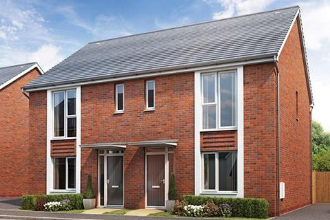 3 bedroom house for sale - The Houghton at Blythe Fields, Blythe Fields, Stoke-on-Trent ST11