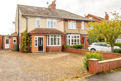 4 bedroom semi-detached house for sale - Wetherby Road, York, YO26