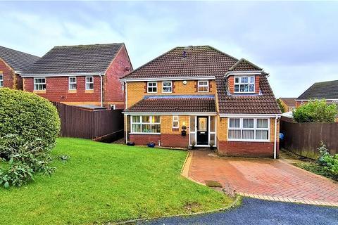 4 bedroom detached house for sale - Maes Ty Gwyn, Llangennech, Llanelli, Carmarthenshire.