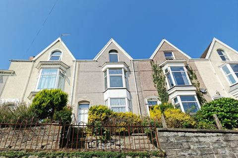 5 bedroom terraced house for sale - Bay View Crescent, Swansea, City And County of Swansea.