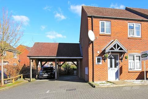 3 bedroom end of terrace house for sale - Augusta Park, Andover