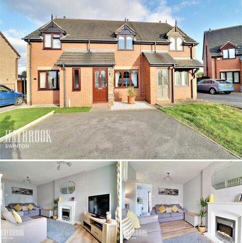 2 bedroom townhouse for sale - Wildene Drive, Mexborough