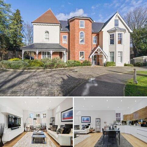 2 bedroom flat for sale - Oatlands Chase, Weybridge, Surrey, KT13